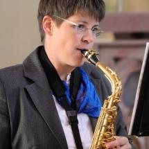 Gotesberg Konzert, Pauline Hecht