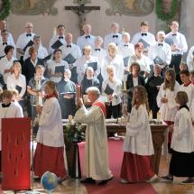 Patrozinium St. Peter und Paul Reute