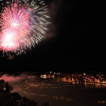 Altstadtfest Feuerwerk