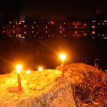 Lichterkette Fiesel-Parwan
