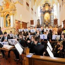 Blasmusik, Konzert